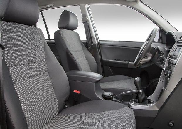 a car Chery Tiggo 2014