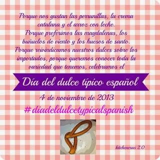 Día del dulce típico español