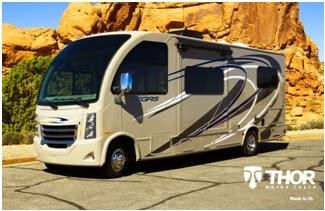 New Motorhomes At The 2015 Tampa Rv Show Rv Trader Insider