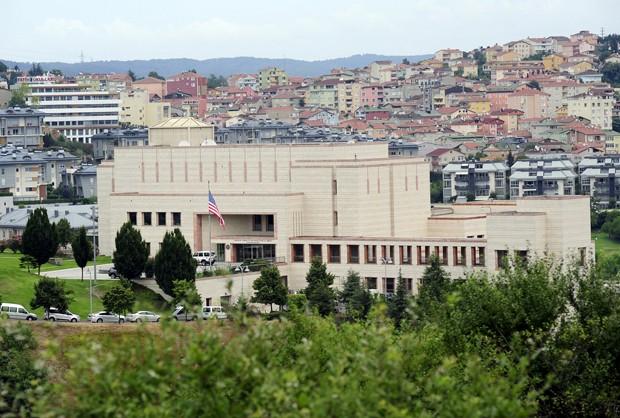 Grupo radical DHKP-C reivindica ataque contra consulado dos EUA na Turquia