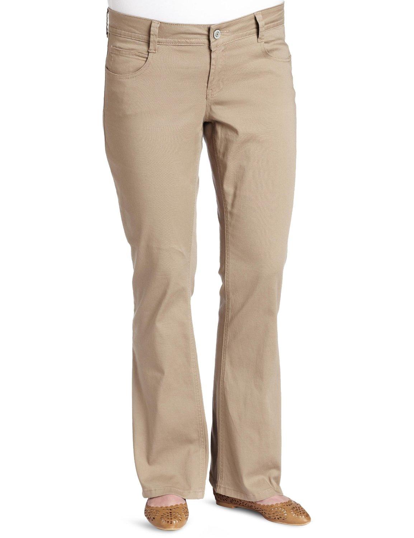 Lastest Khaki Pants For Plus Size Women - Pant Olo