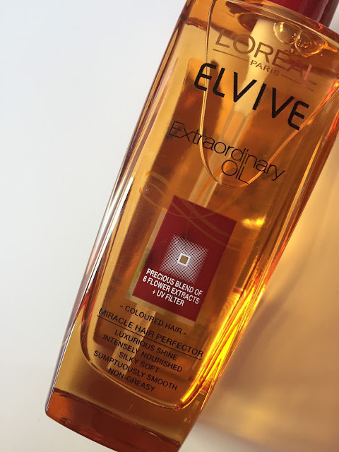 elvive hair oil