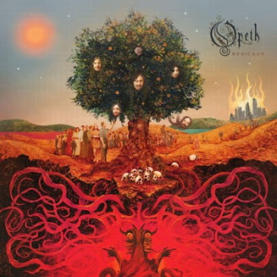 Opeth - I Feel The Dark Lyrics