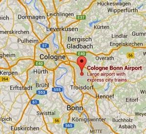 İstanbul-Köln Uçakla Kaç Saat