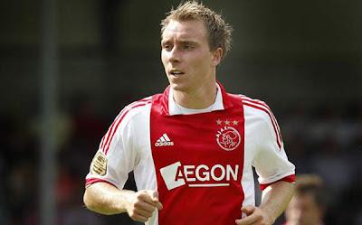 Christian Eriksen - Ajax Amsterdam (1)