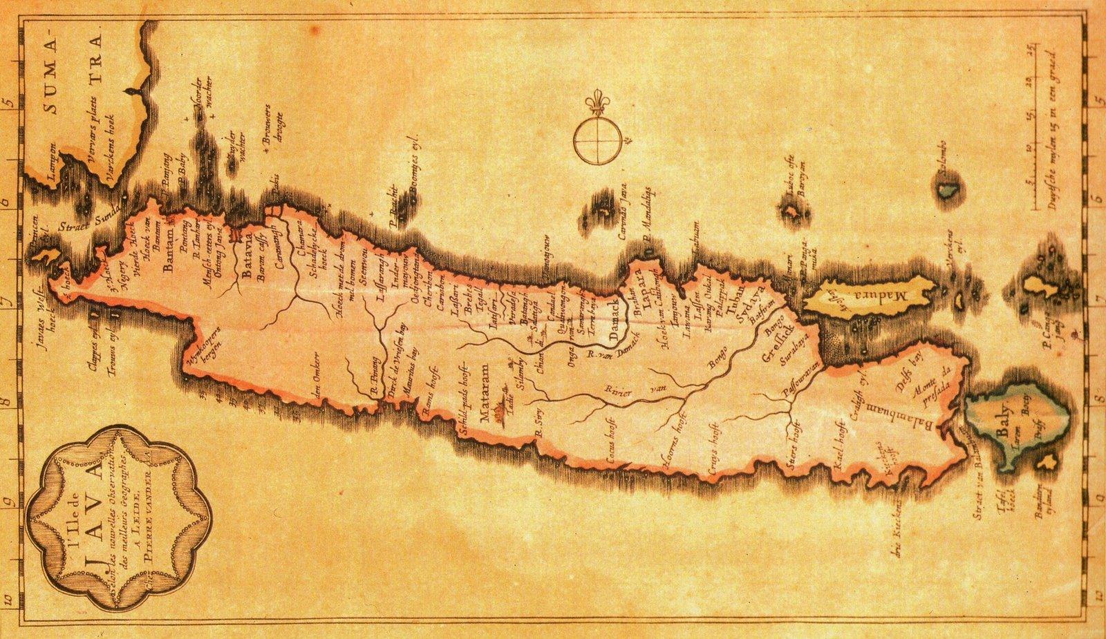 Di dalam Mitologi Jawa diceritakan bahwa salah satu leluhur Bangsa