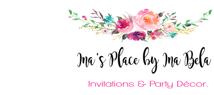 Ina's Place Invitations & Party Supplies