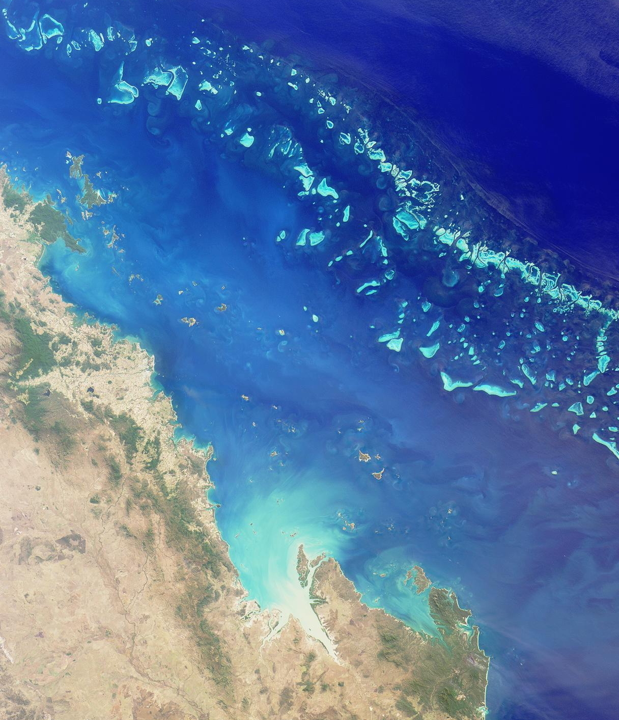 the great barrier reef natural wonder of the world The great barrier reef is one of mother nature's seven natural wonders of the  world and it is listed as a world heritage icon the reef is also home to the  world's.