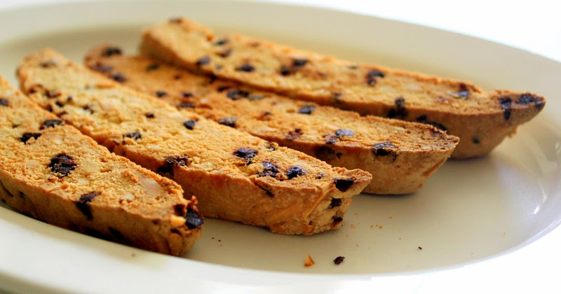 Absolute Best Chocolate Biscotti Recipe