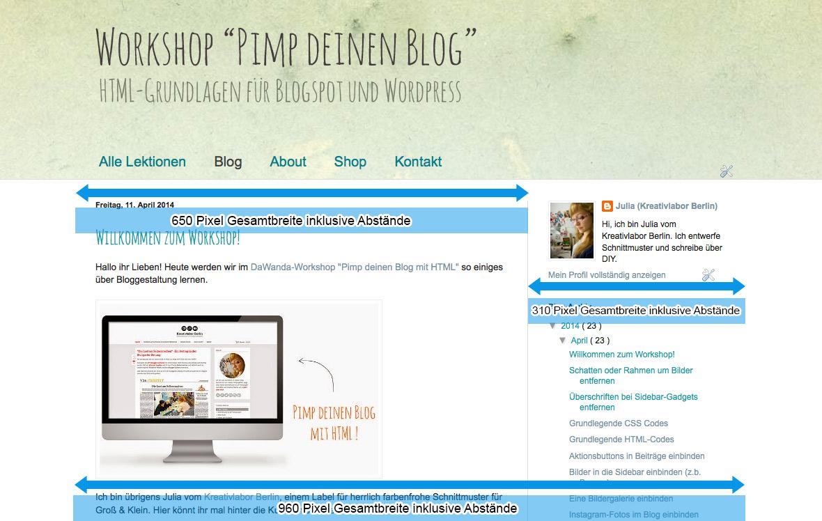 Gemütlich Blog Html Code Vorlage Ideen - Entry Level Resume Vorlagen ...