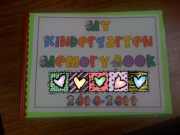 Kindergarten Memory Book Cover Ideas : Memory book cover ideas pixshark images
