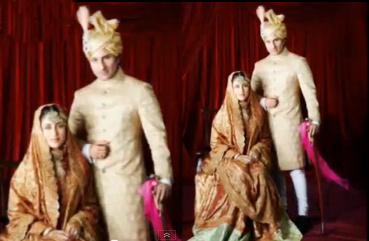 LEAKED:Saif Ali Khan Kareena Kapoor Wedding Photos and Videos