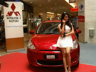 mitsubishi mirage model spg