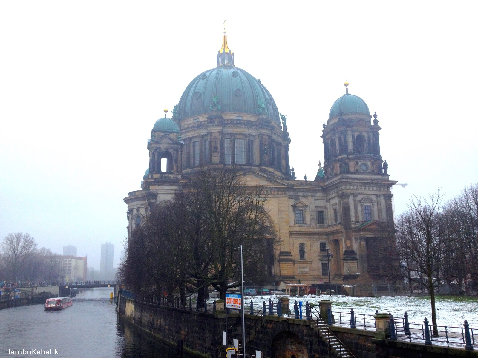 Jalan-Jalan di Berlin, Jerman-20 berliner dom cathedral