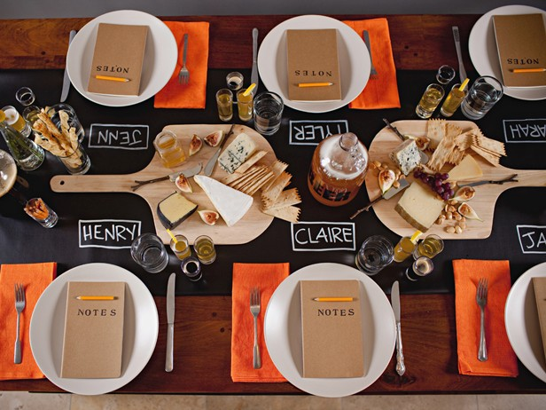 elements of design variety beer table