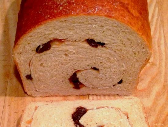 milk and honey cinnamon raisin bread and ceylon cinnamon giveaway