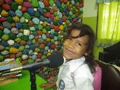 la radio un atractivo para los niños