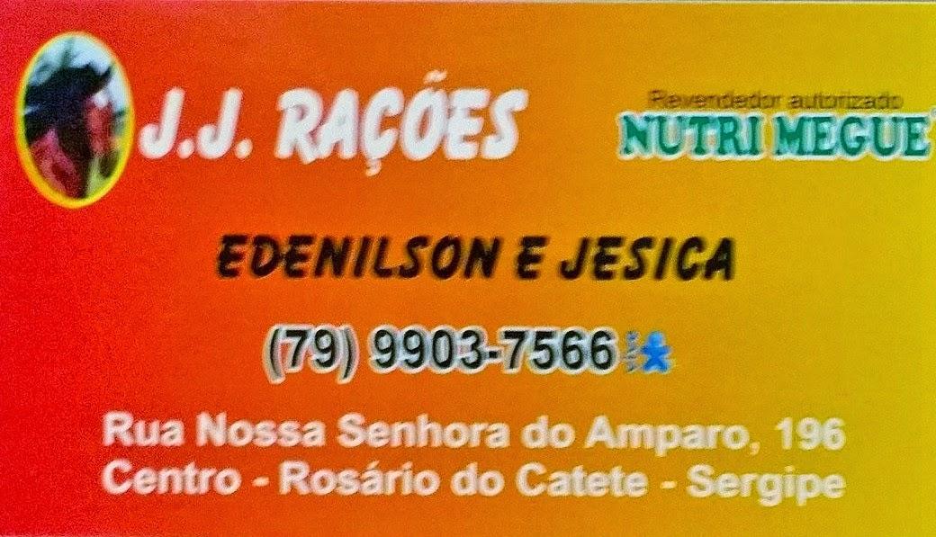 J.J. RAÇÕES - ROSÁRIO