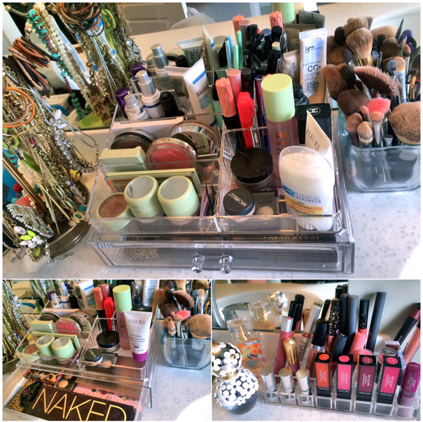 The Beauty Snoop How I Organize My Massive Makeup Mess