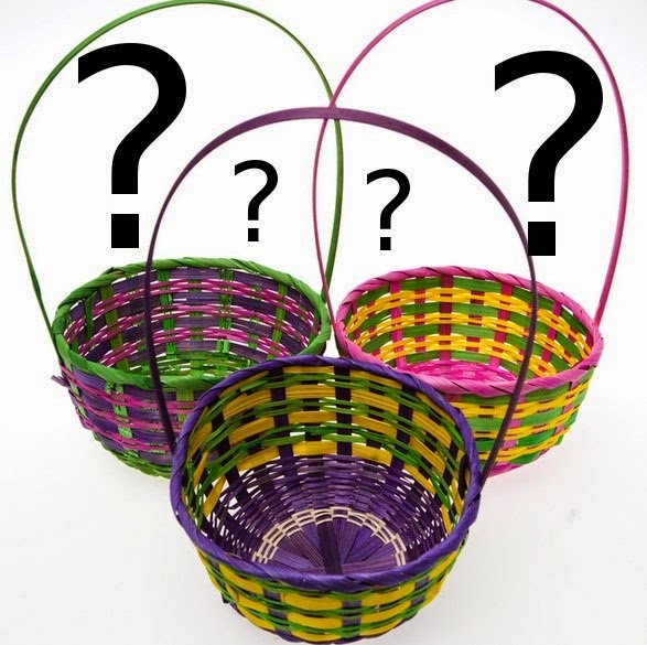 The puzzled palate 041514 easter is this sunday if you are like me you are probably scrambling for ideas for a basket filling options that are safe for your gluten free kids negle Image collections