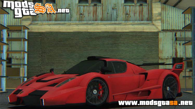 SA - Ferrari Gemballa MIG-U1
