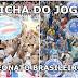 Ficha de jogo: Bahia 1x3 Cruzeiro - Campeonato Brasileiro 2013