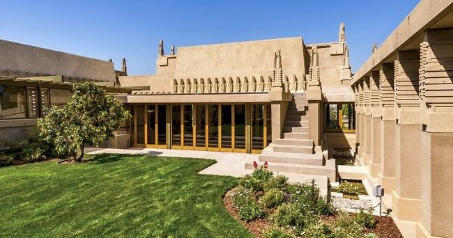 Arte y arquitectura art and architecture el - La casa de los angeles ...