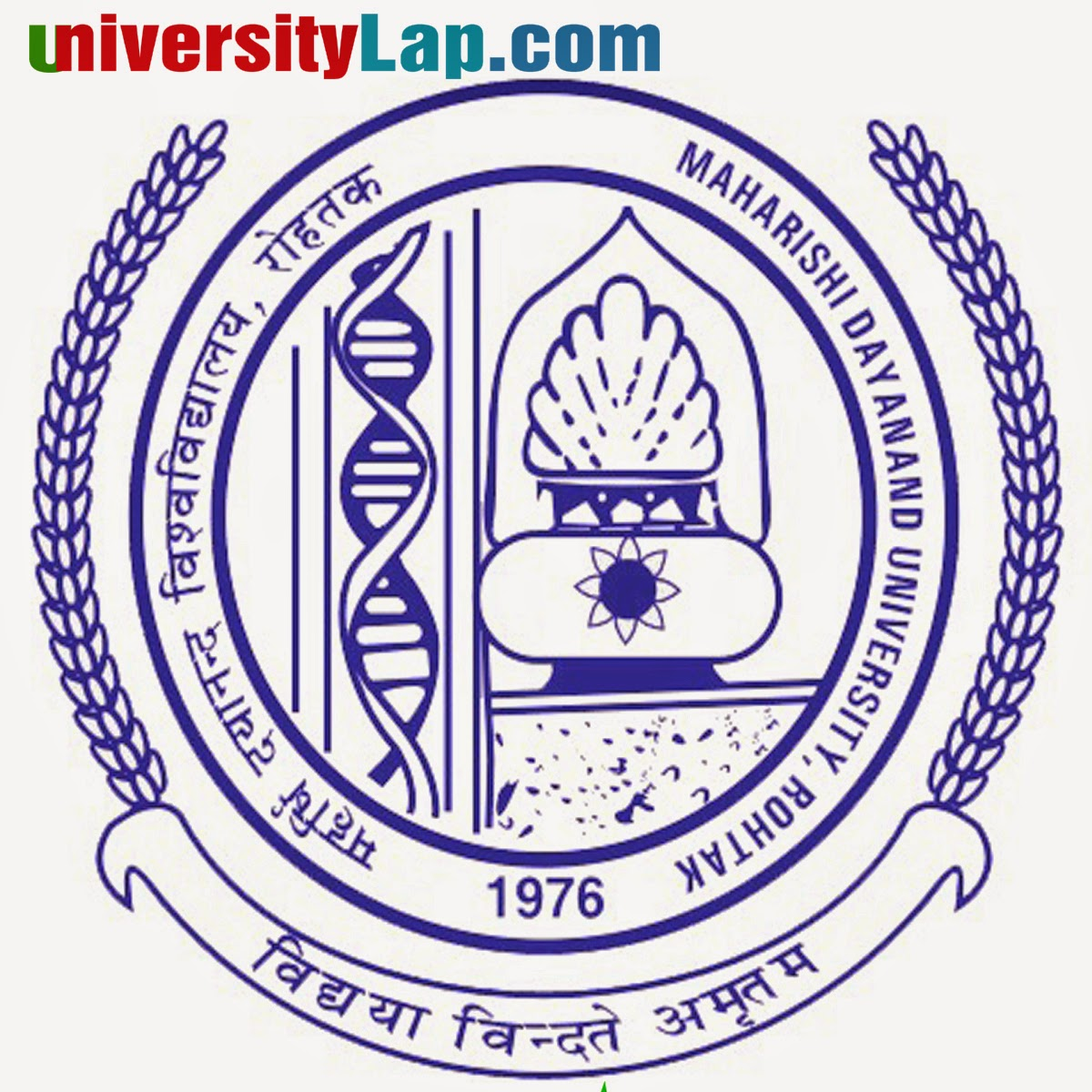 Mdu university result of M.Sc bio-informatics 4th semester