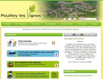Le site de Pouilley-les-Vignes