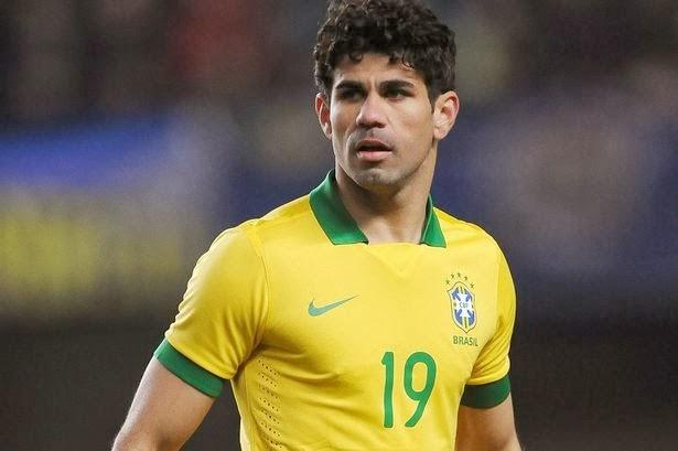 Los Goleadores en el Mundial de Futbol Brasil 2014