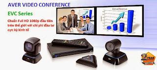 thiết bị hội nghị truyền hình AVER evc300