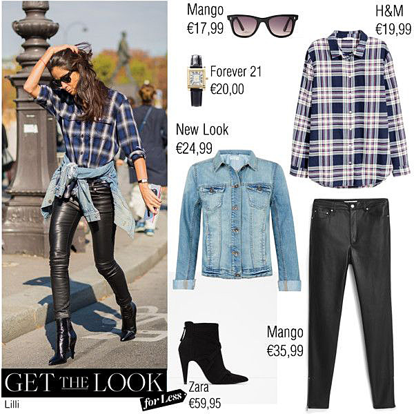 Get The Look - Barbara Martelo - Photo by Style du Monde