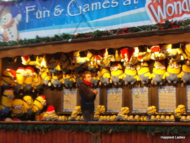 fun game at winter wonderland