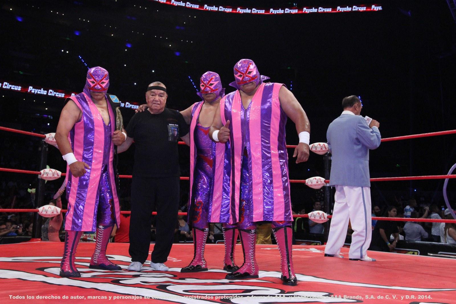 The Wrestling Insomniac: Triplemania XXIII review