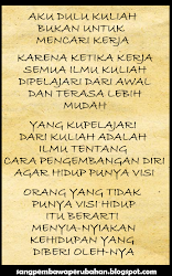 Prinsip Kuliah