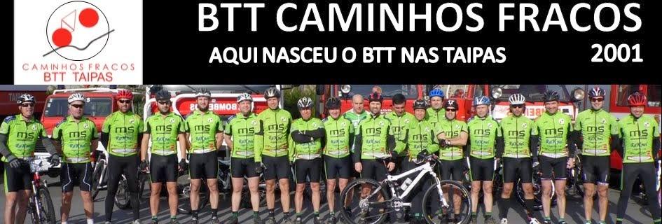 BTT CAMINHOS FRACOS