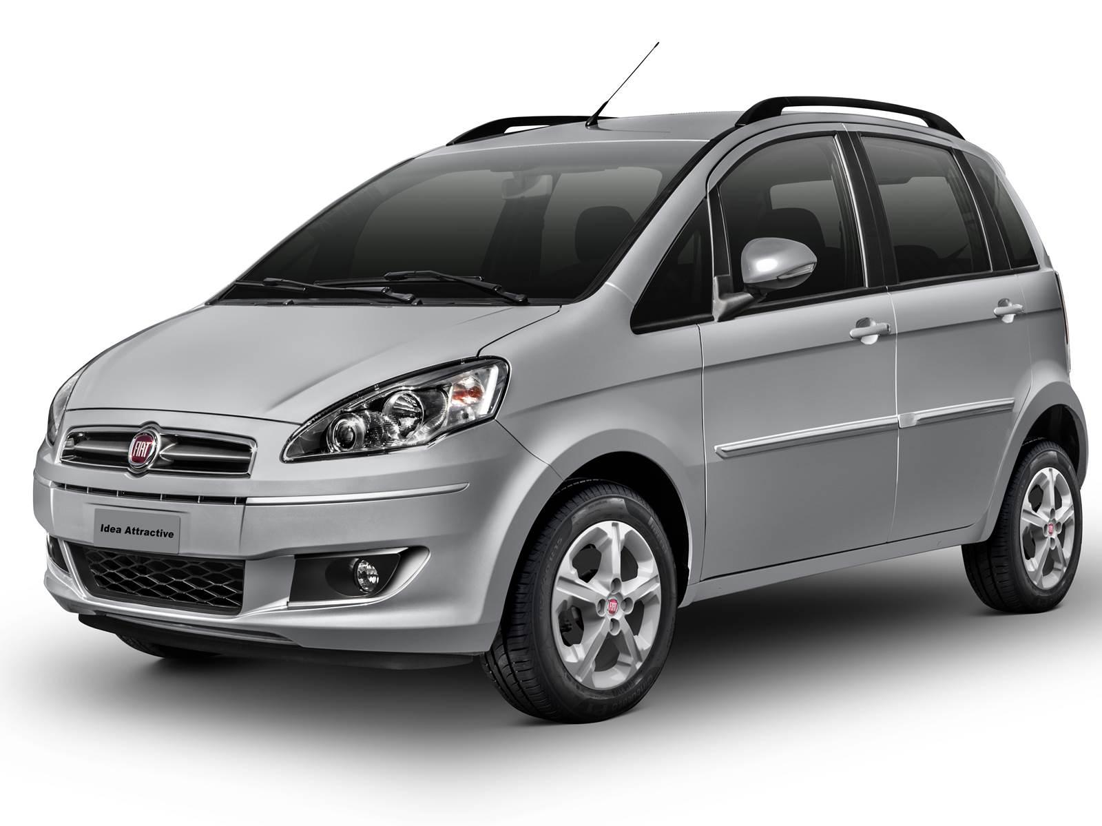 Fiat idea 2016 fotos pre os consumo e especifica es for Fiat attractive 2016