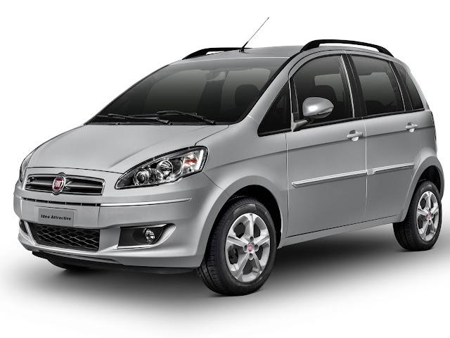 Fiat Idea Attractive 2016