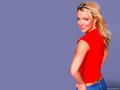Britney Spears Pretty Wallpaper-1440x1280-02