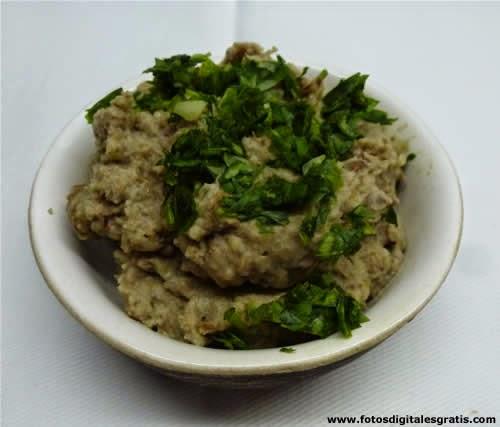 cocina naturista,comida natural,pate vegetariano,legumbres