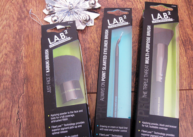 L.A.B.2 Makeup Brushes