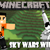 Novo video de Minecraft - Sky Wars!!!