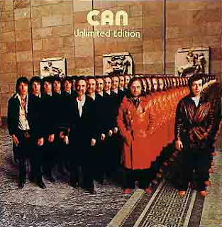 Can, 'Unlimited Edition' LP (1974)