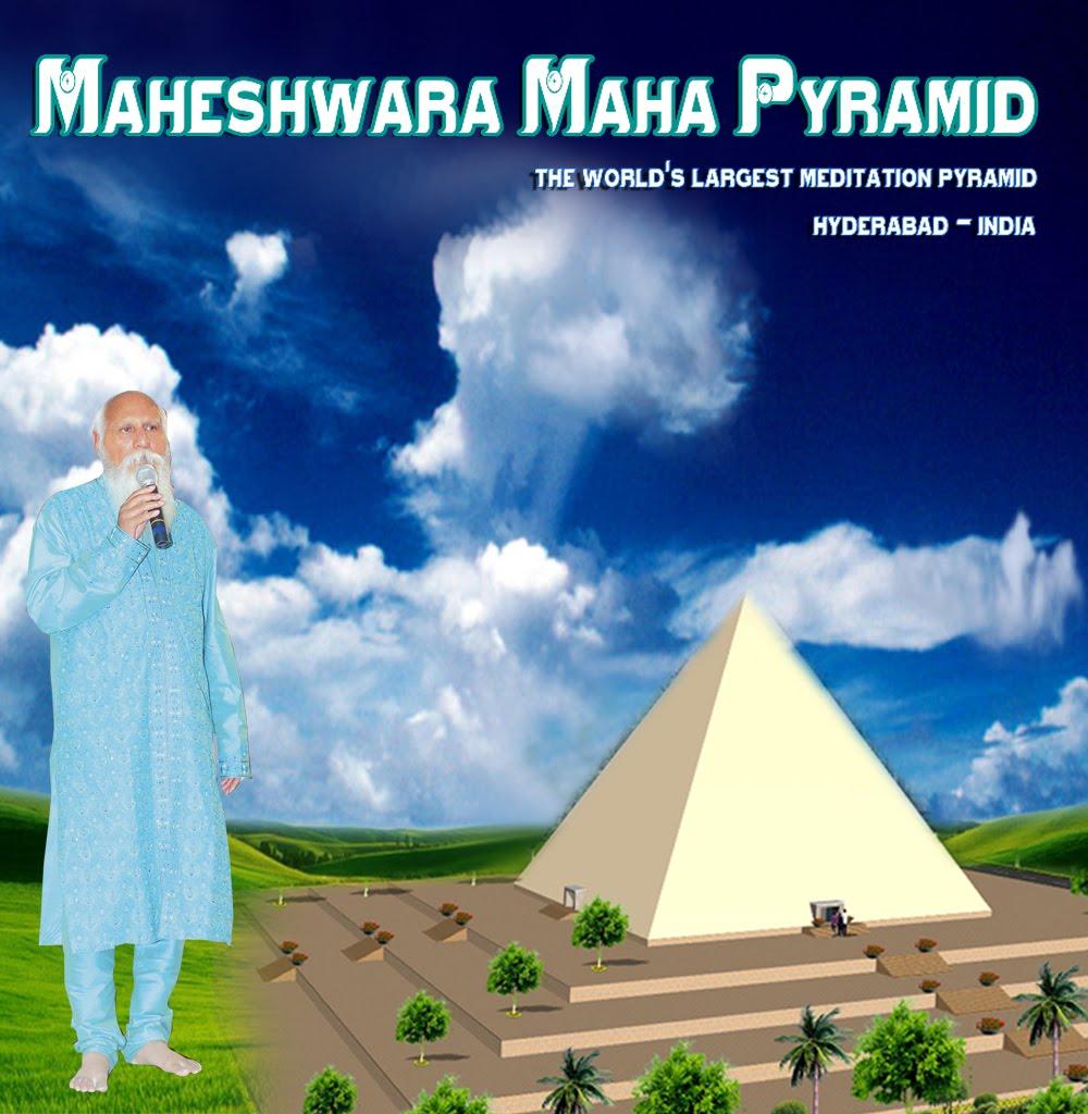 MAHESWARA MAHA PYRAMID