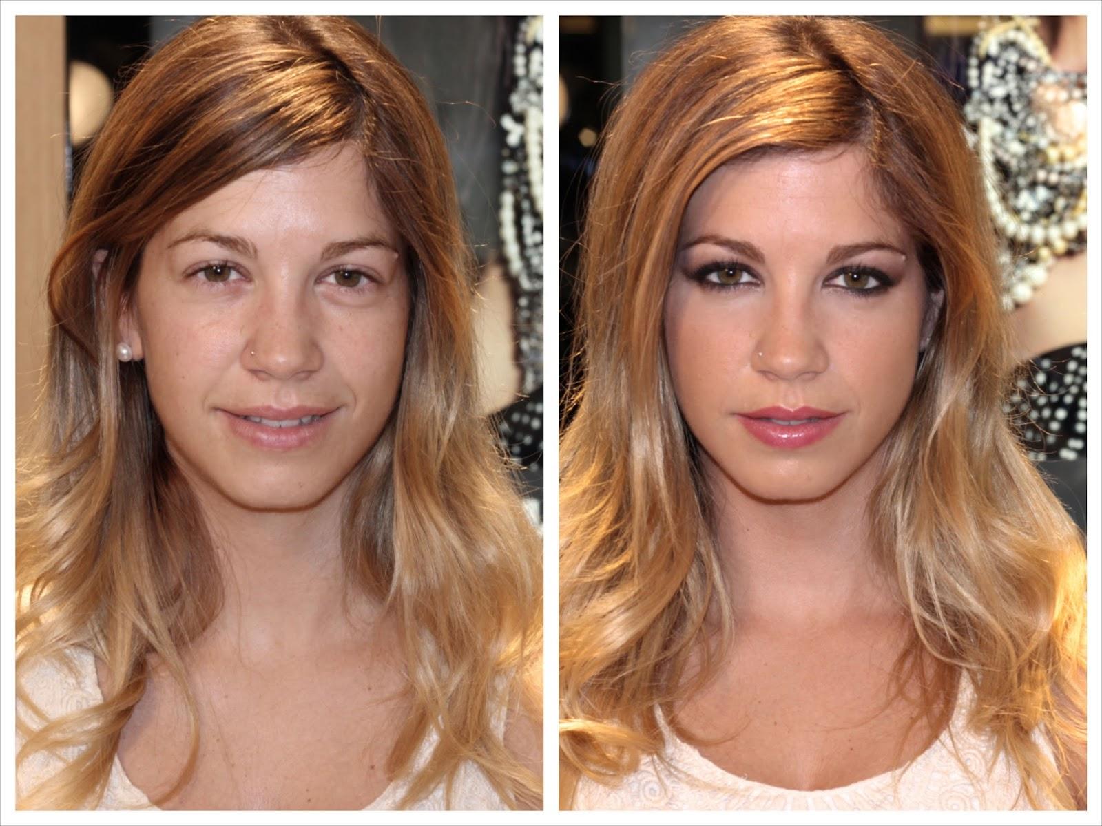 Cómo maquillar ojos caídos o cansados. El Antes y Después de Myriam Mmakeupartist