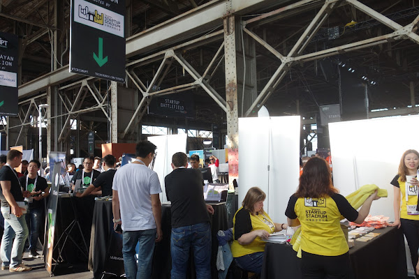 TechCrunch Disrupt SF