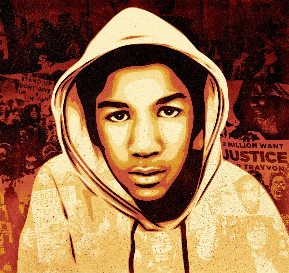 Rest in Power, Trayvon.