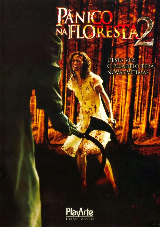 Pânico na Floresta 2 – Dublado (2007)