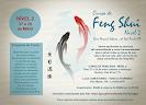 CURSO DE FENG SHUI - NÍVEL 2 -  NÍVEL 2: 27 e 28 de Maio