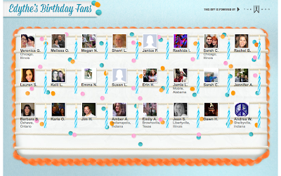 Have Some Fun by Lighting a Virtual Birthday Candle for Direct Relief's #1 Volunteer, Edyth